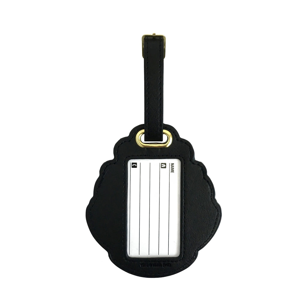 Hogwarts Crest Luggage Tag