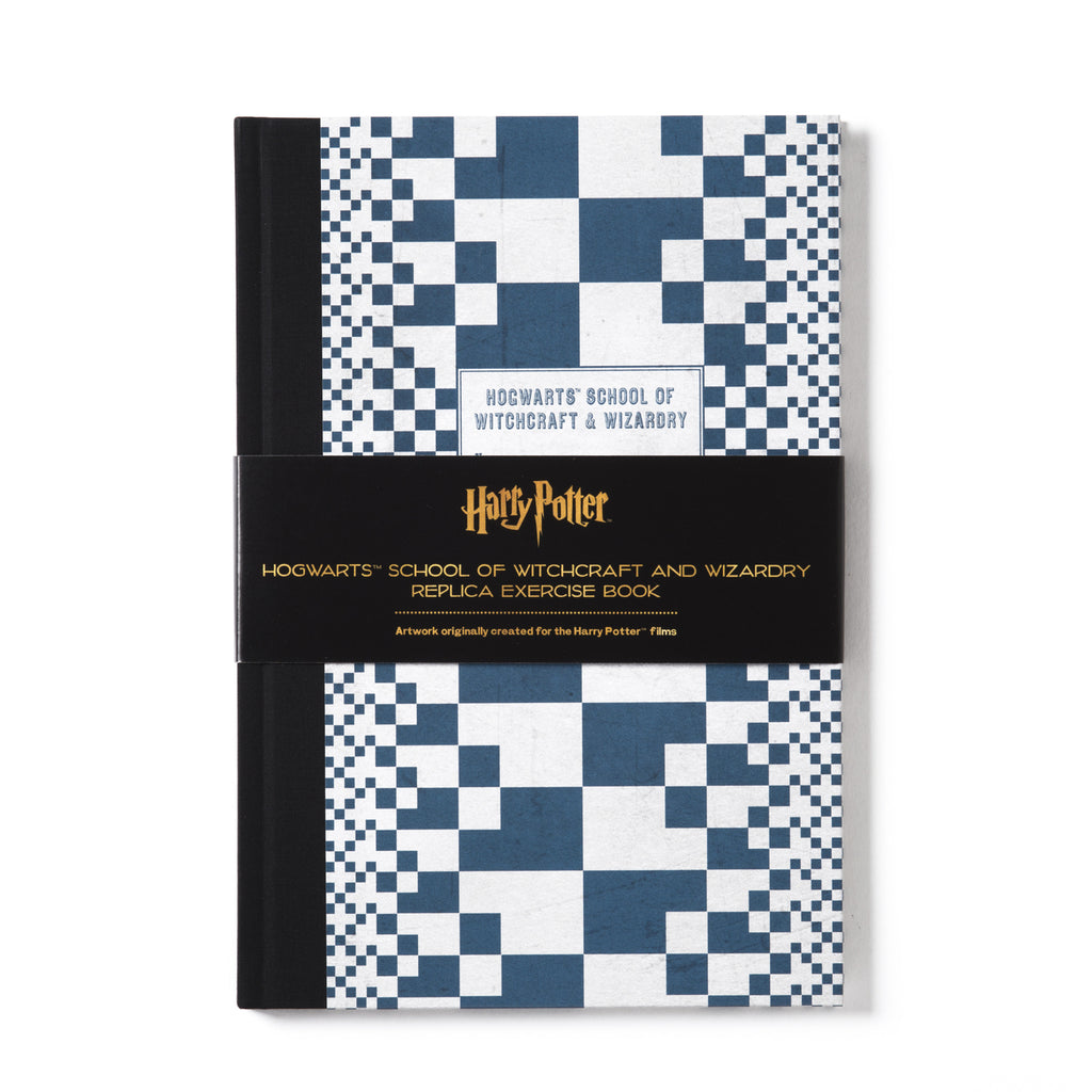 Hogwarts Exercise Book Blue - Prop Replica