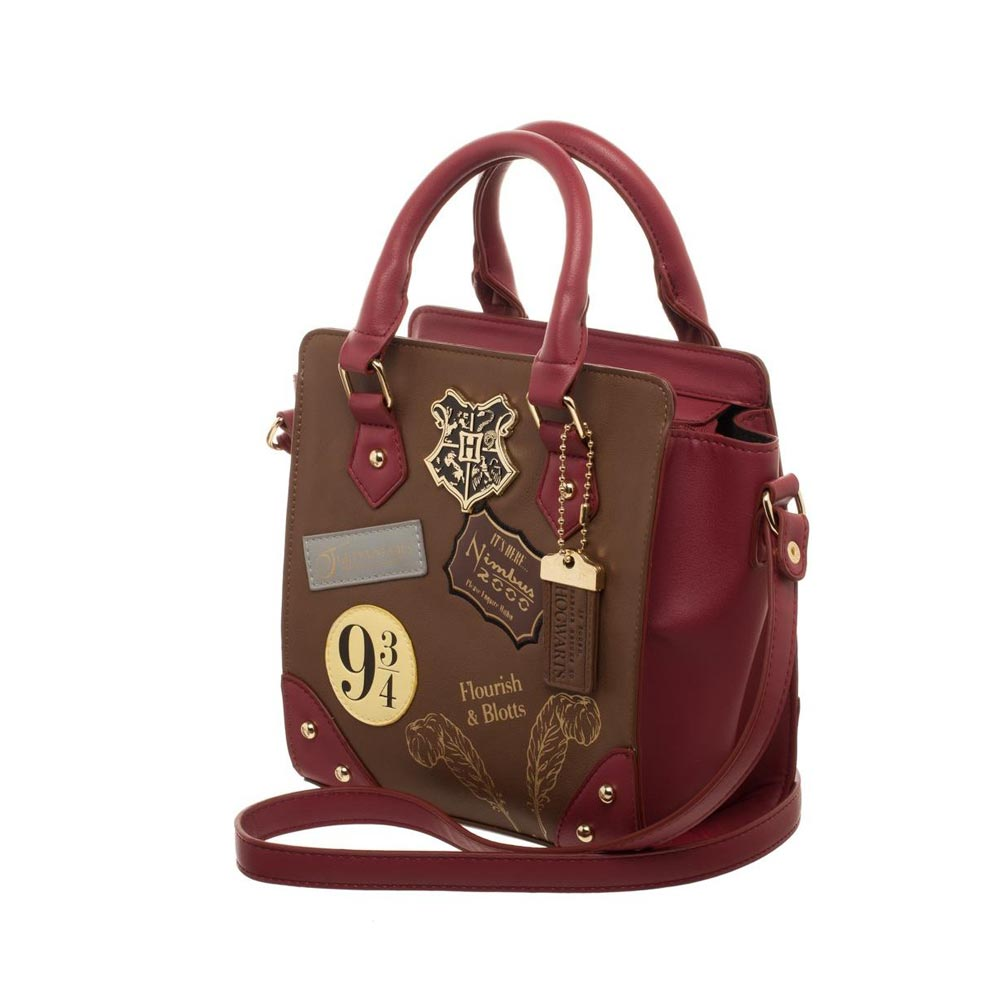 Platform 9 3/4 Mini Briefcase Handbag