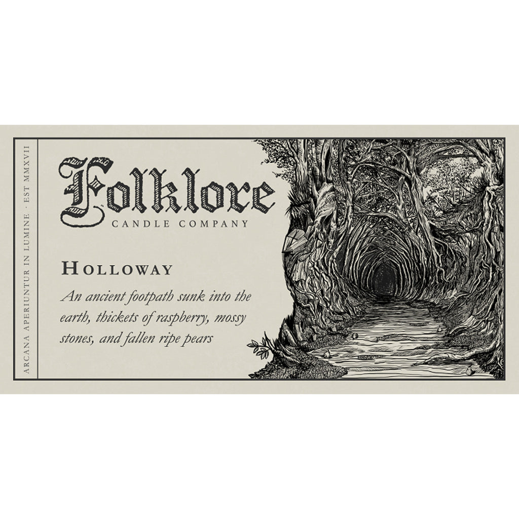 Holloway - Folklore Candle Company