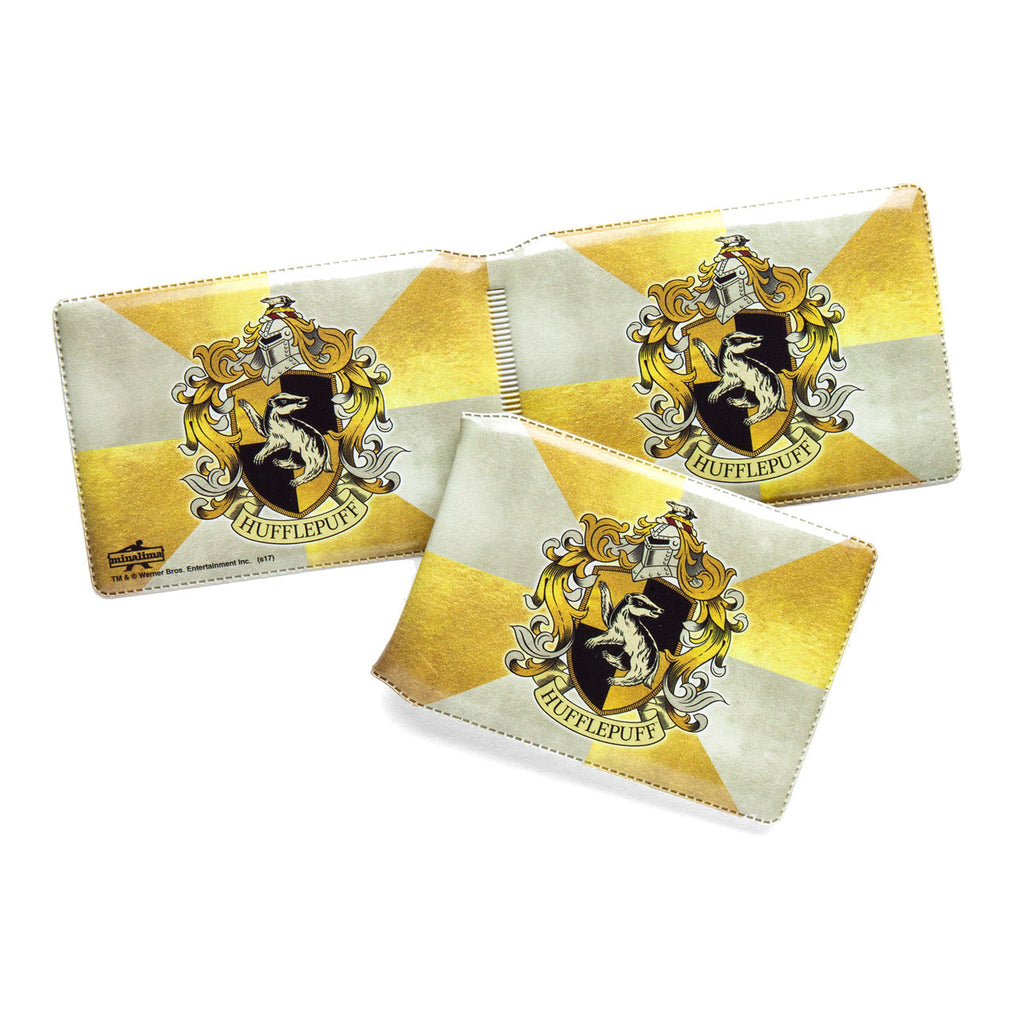 Hufflepuff House Crest Card Holder