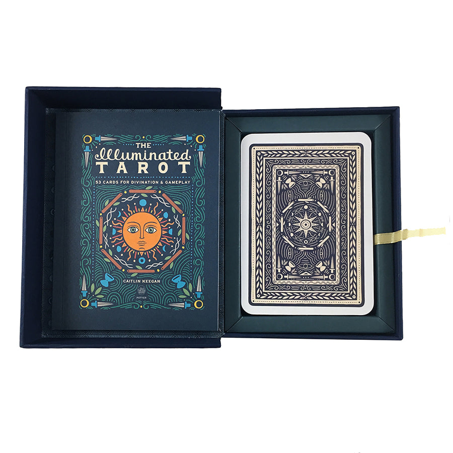 The Illuminated Tarot
