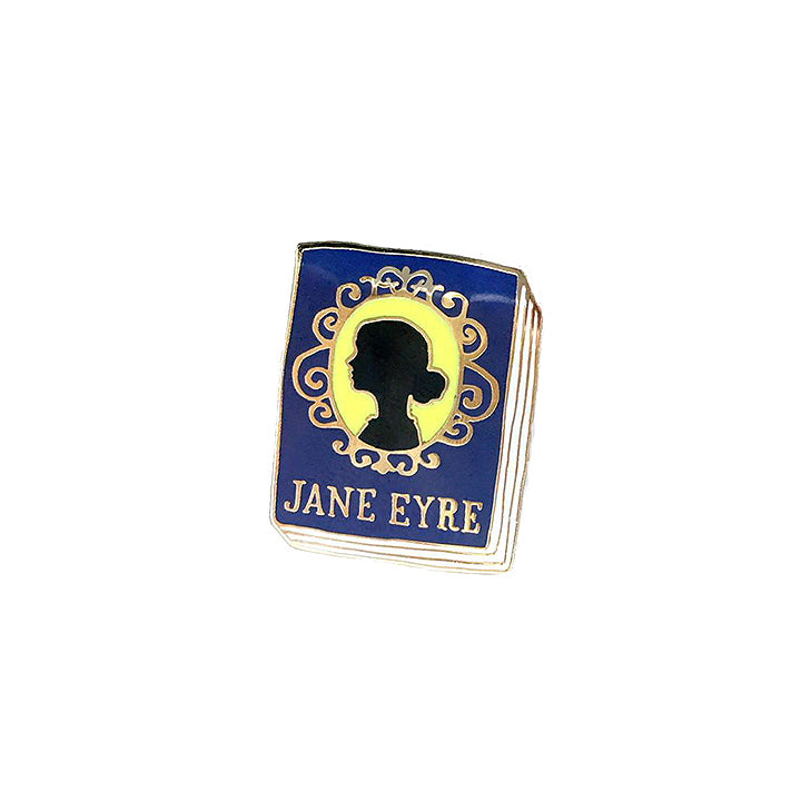 Book Pin - Jane Eyre