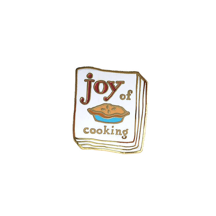 Book Pin - Joy of Cooking
