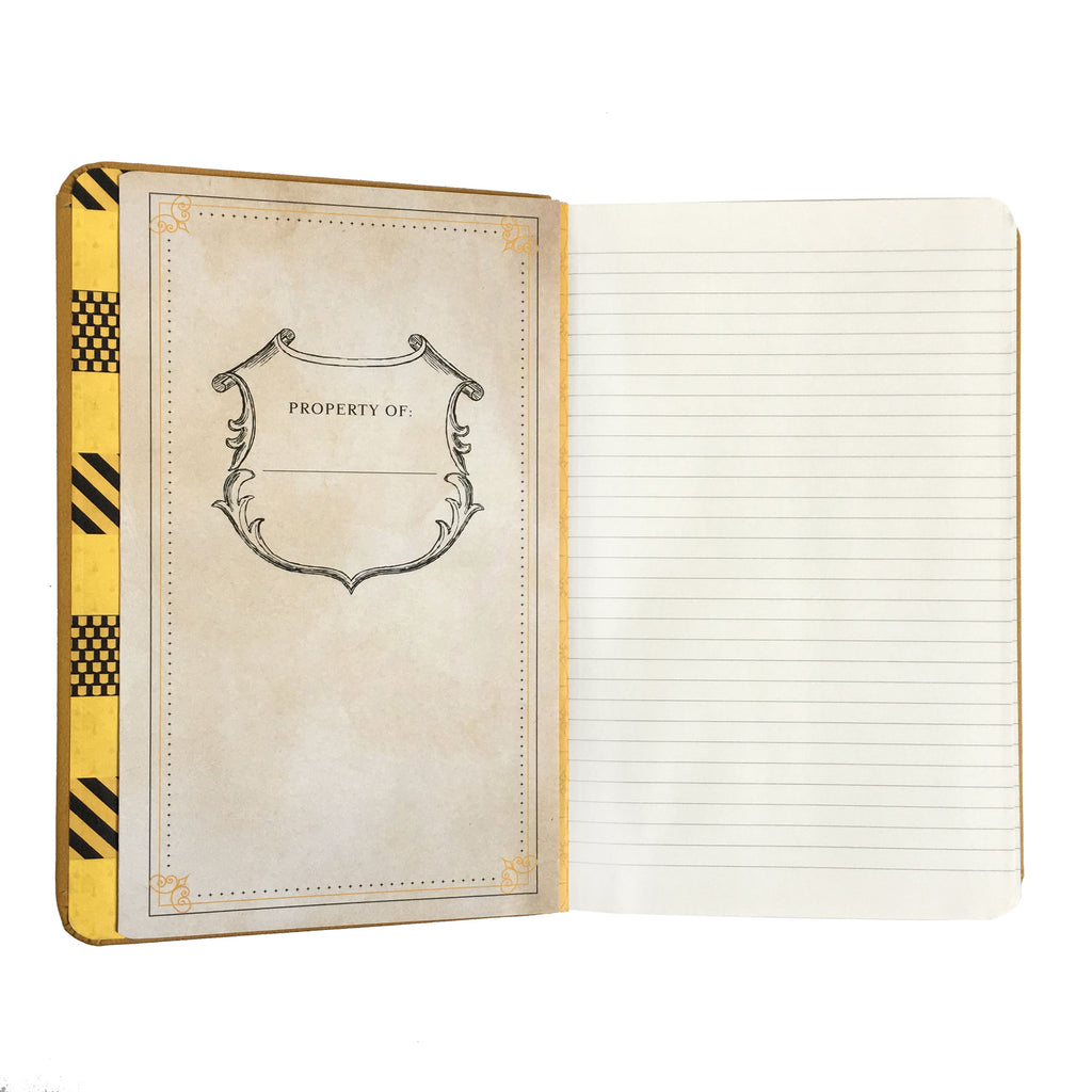Hufflepuff Journal