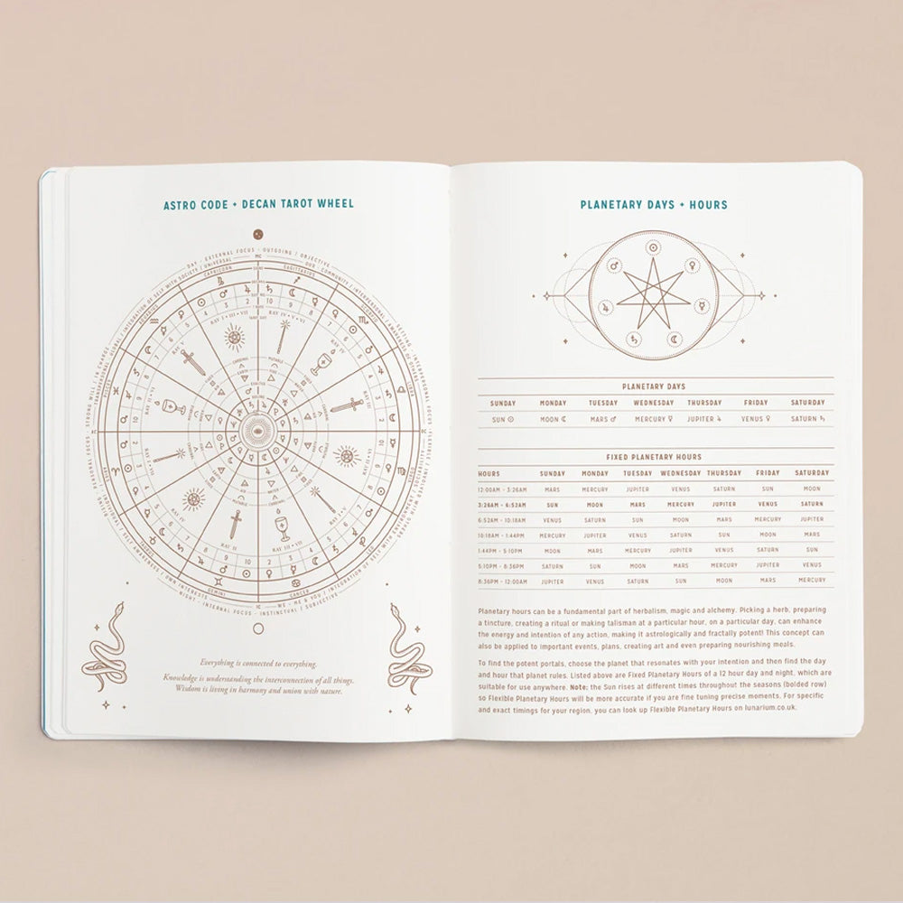 Magic of I - 2021 Astrological Planner