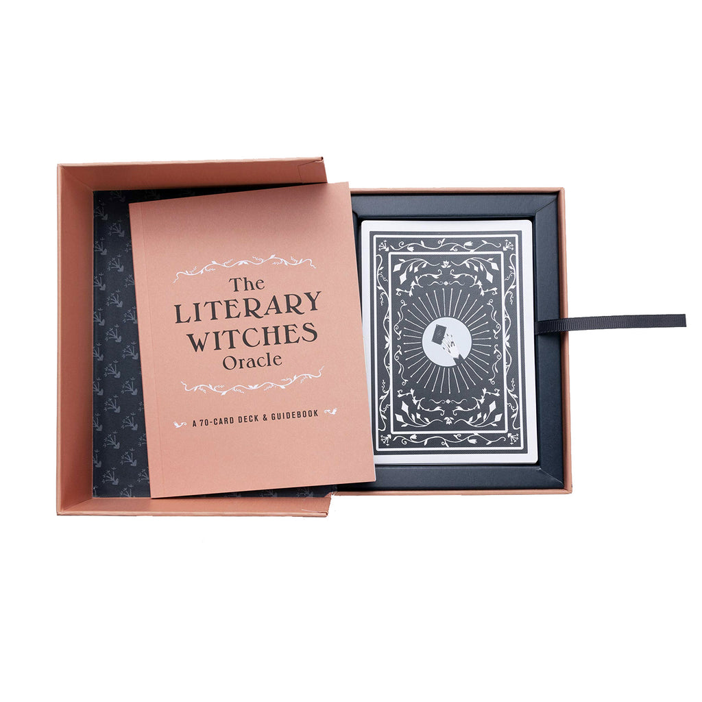 The Literary Witches Oracle Deck