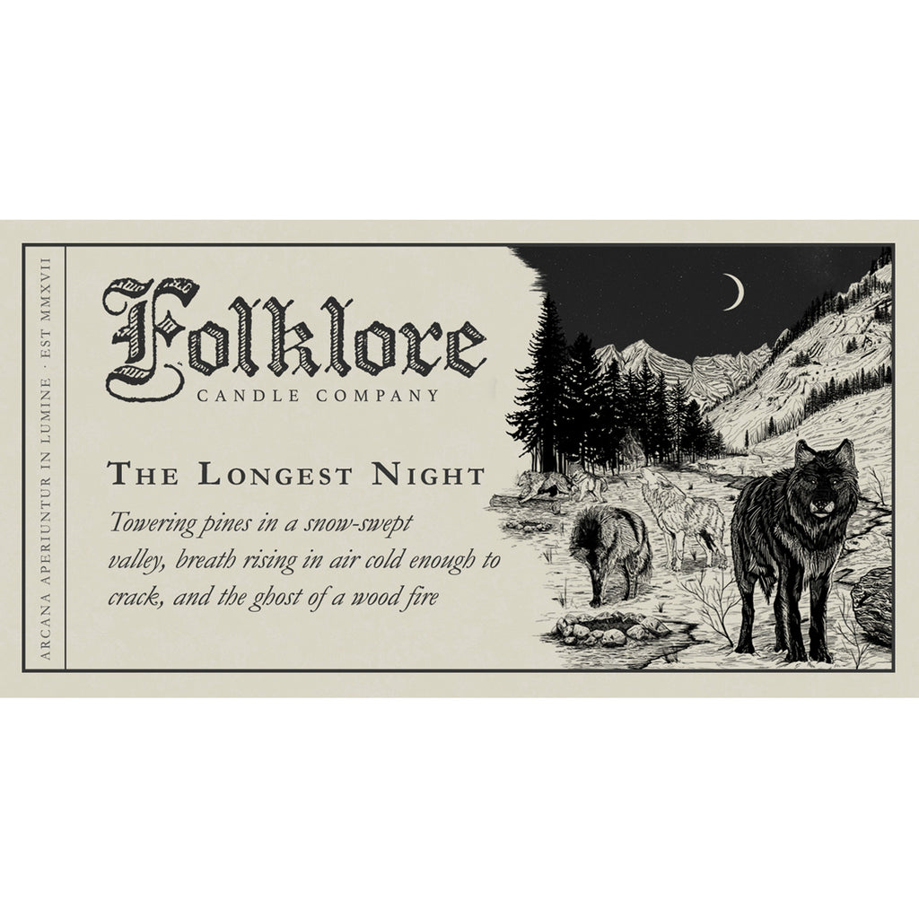 The Longest Night - Folklore Candle Company