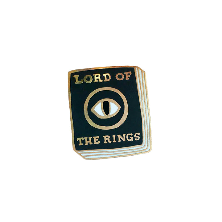Book Pin - Lord of the Rings