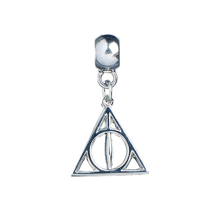 Charm Set - Love Potion/Deathly Hallows/Golden Snitch/Platform 9 3/4, Set of 4