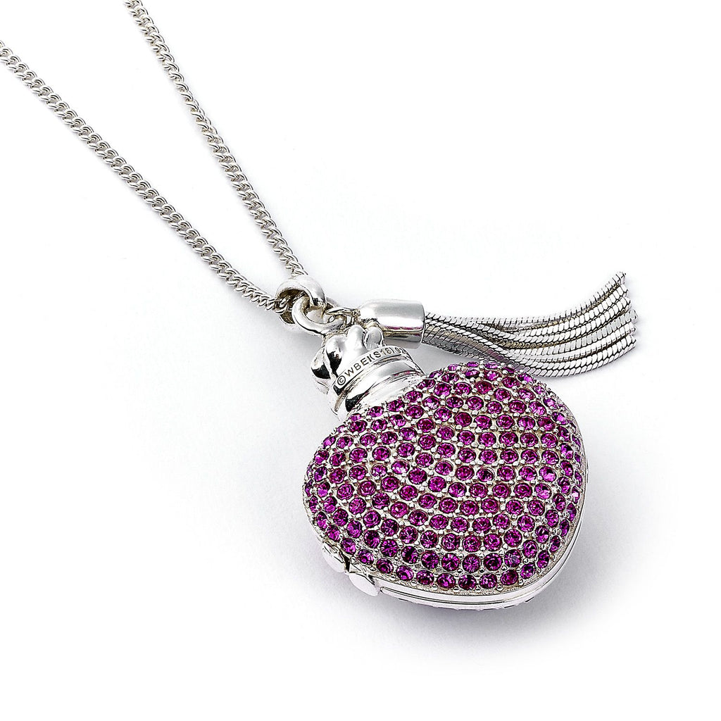 Sterling Silver Swarovski Love Potion Necklace