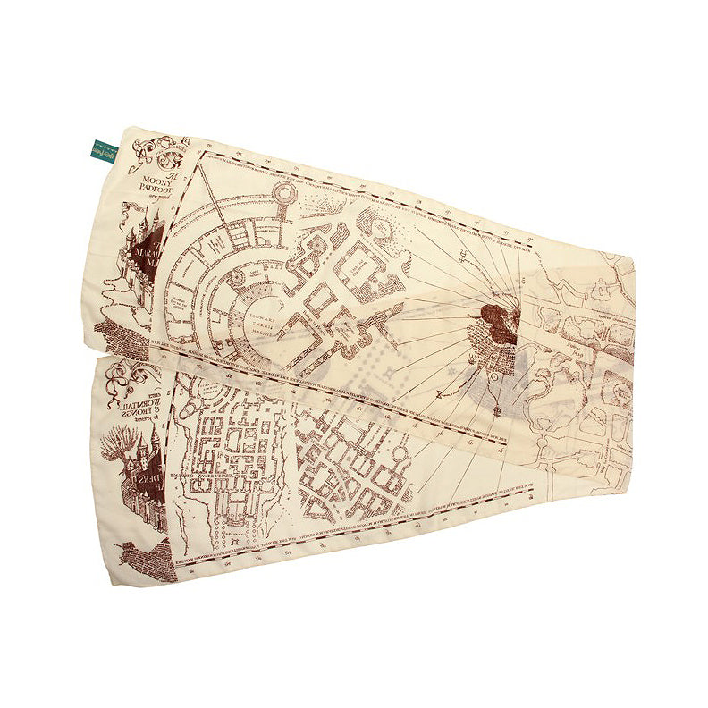 Marauder's Map Lightweight Scarf