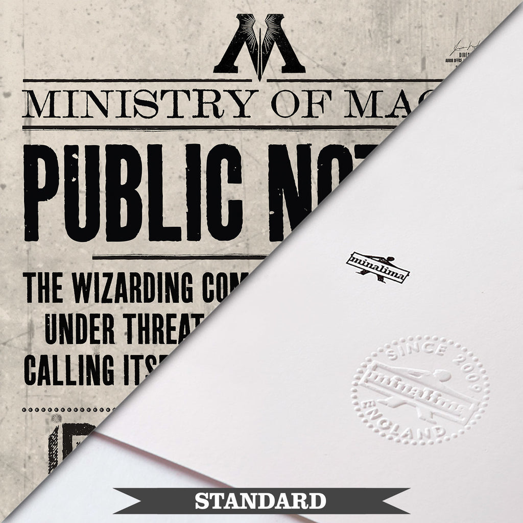 Ministry of Magic Public Notice