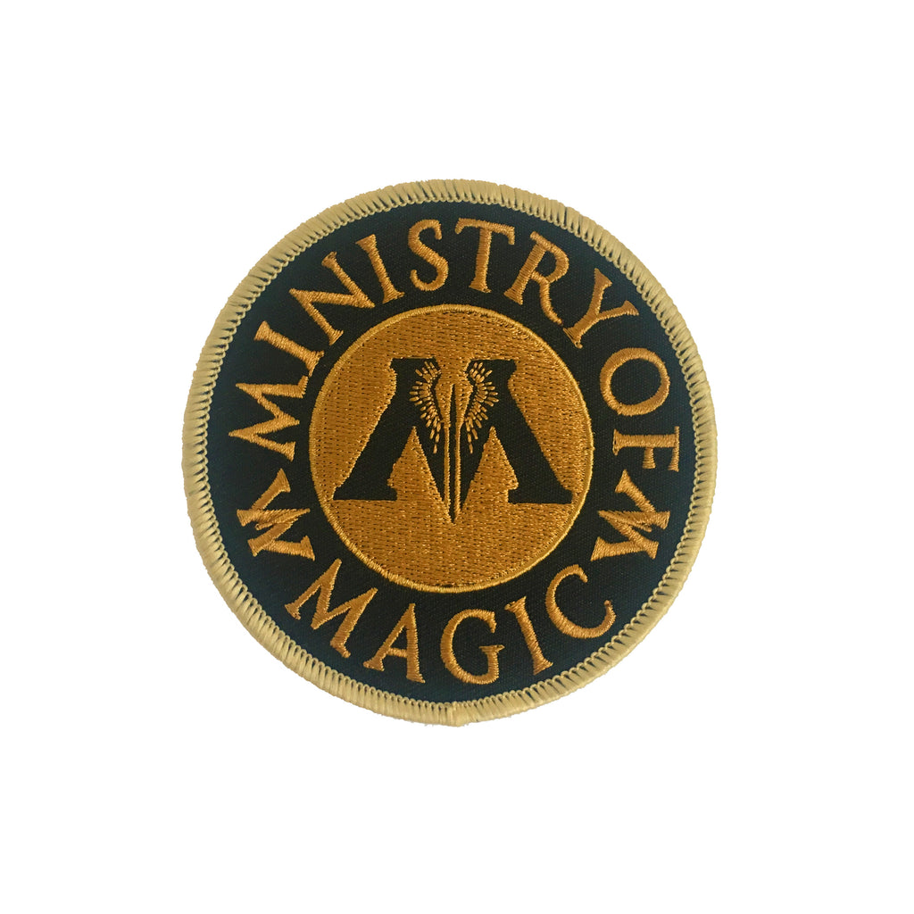 Ministry of Magic Iron-On Patch