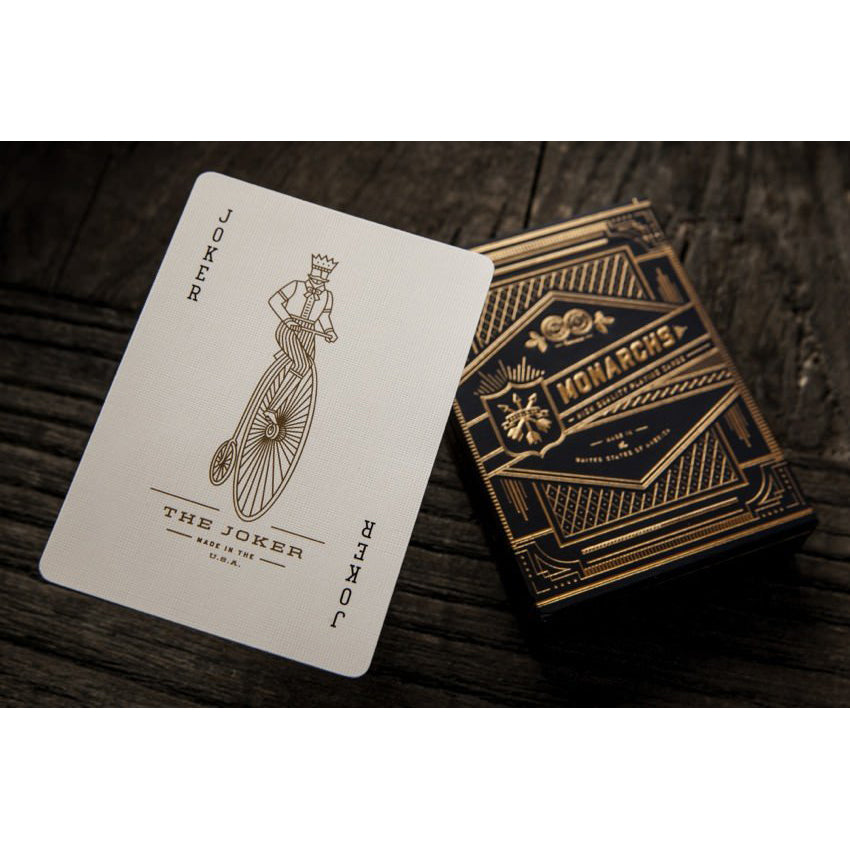 Playing Cards - Monarch