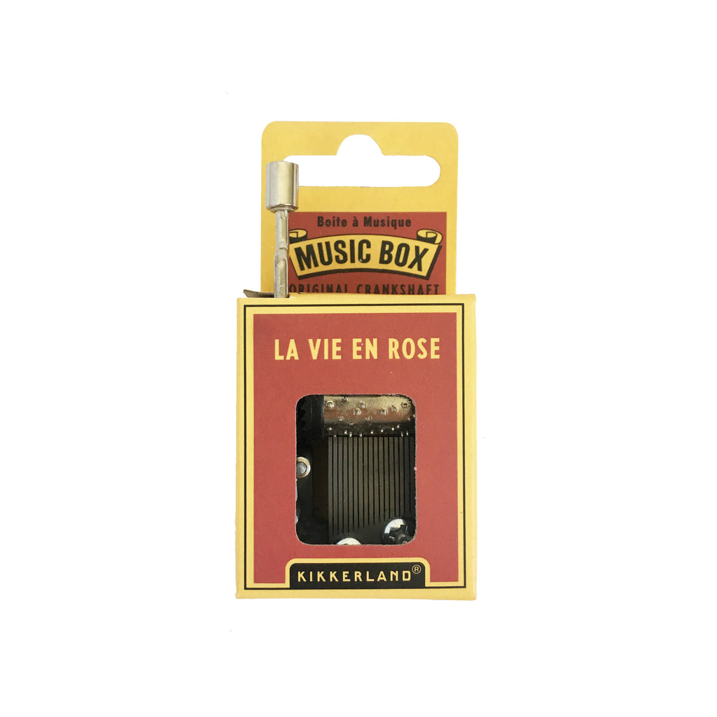 Music Box - La Vie en Rose