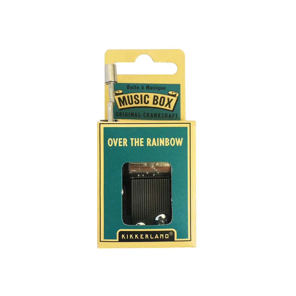 Music Box - Over the Rainbow