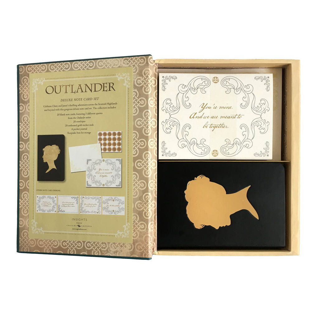 Outlander Deluxe Note Card Set