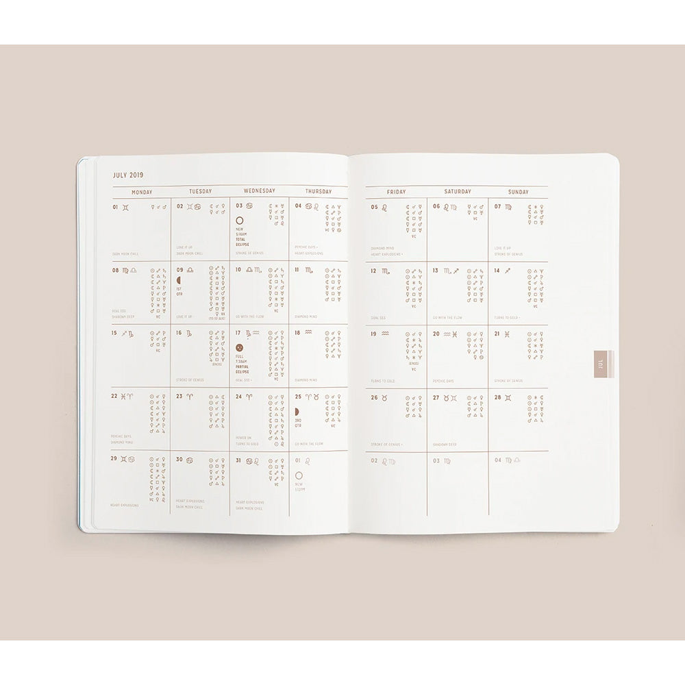 Magic of I - 2021 Astrological Pocket Planner