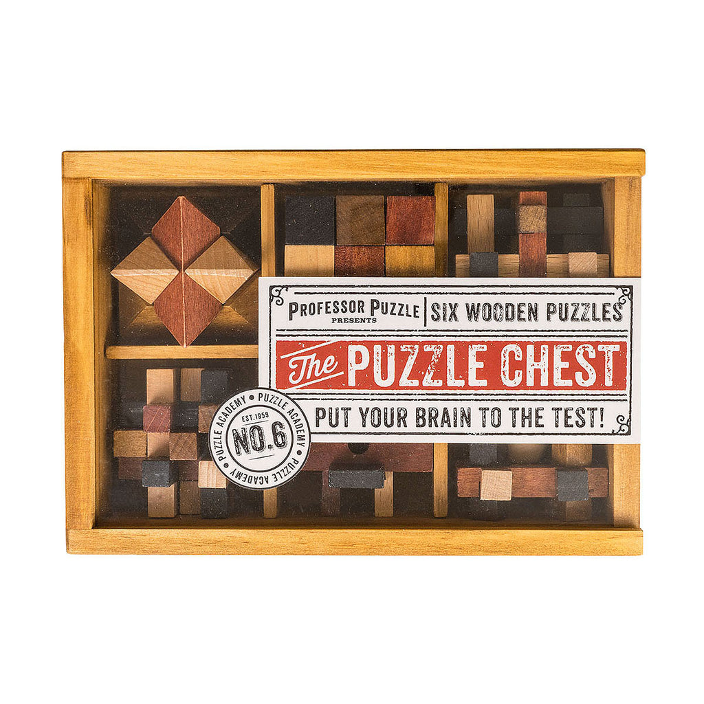 The Puzzle Chest