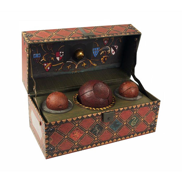 Collectible Quidditch Set