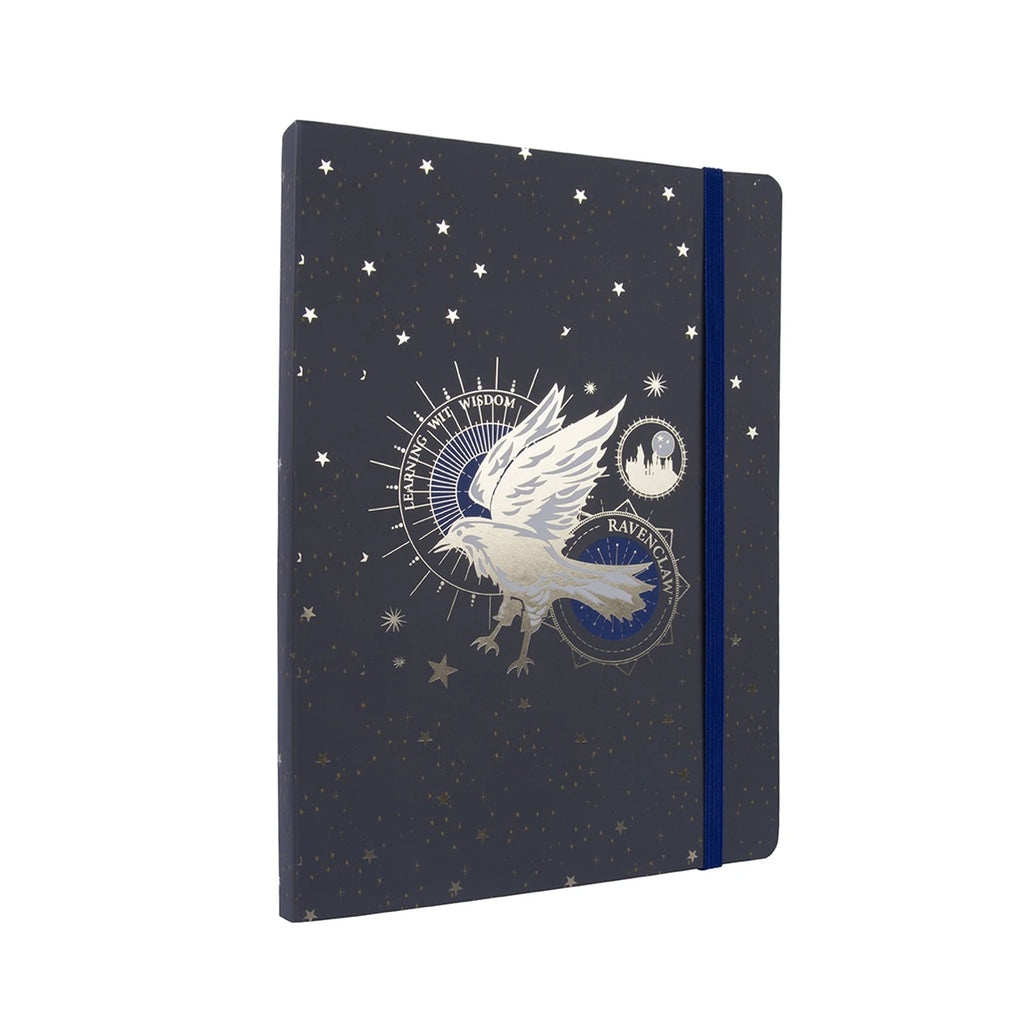 Ravenclaw Constellation Softcover Notebook