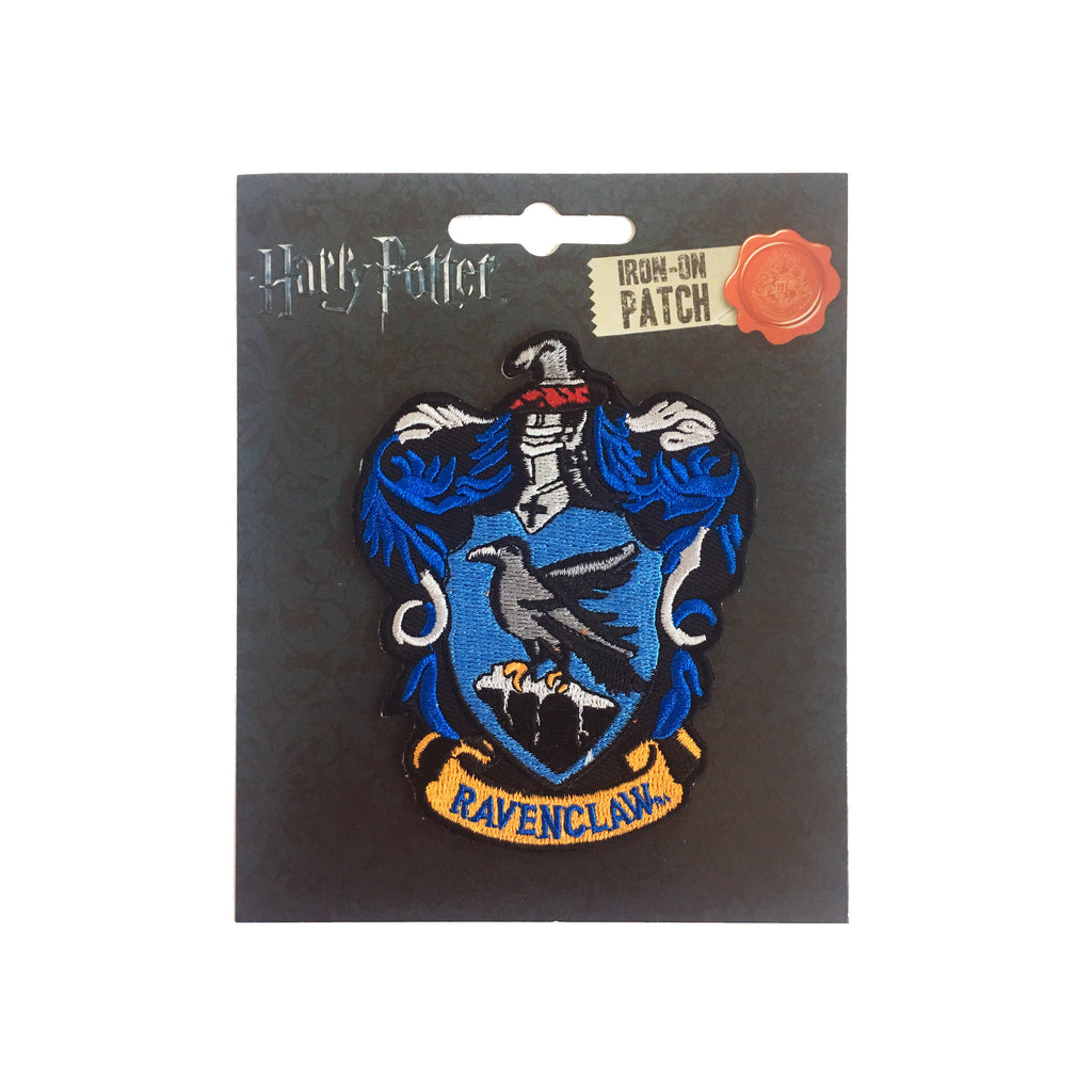 Ravenclaw Crest Iron-On Patch