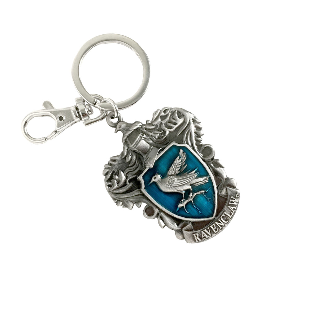 Pewter Key Ring - Ravenclaw Crest