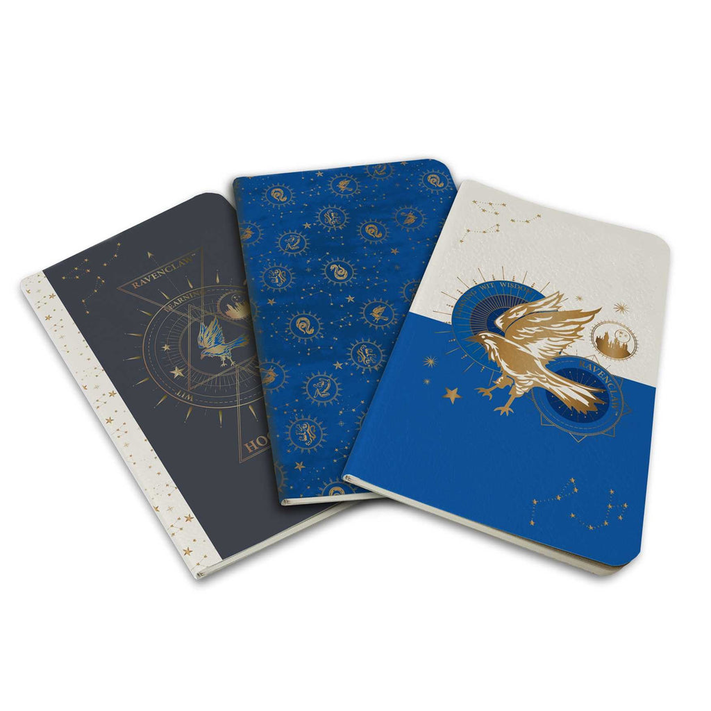 Ravenclaw Constellation Pocket Notebook Collection (Set of 3)