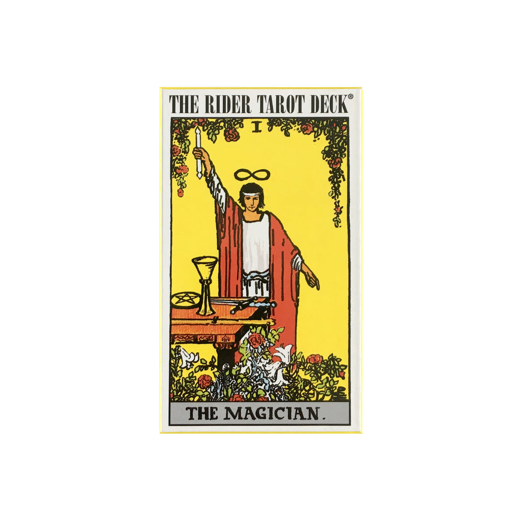 The Rider-Waite Tarot