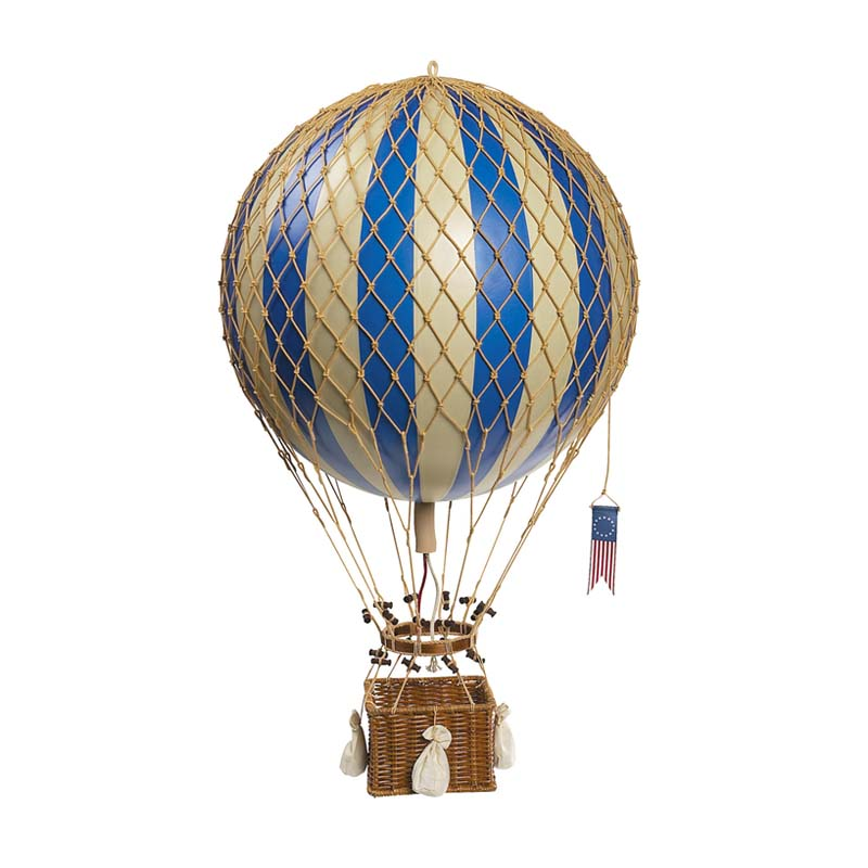 Royal Aero Hot Air Balloon - Blue