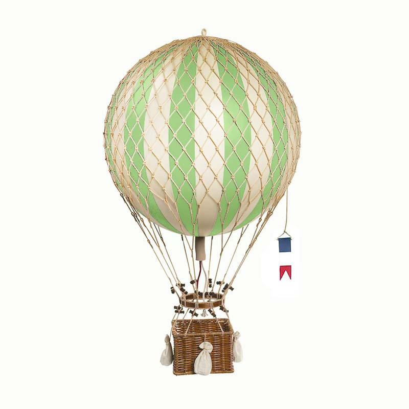 Royal Aero Hot Air Balloon - True Green