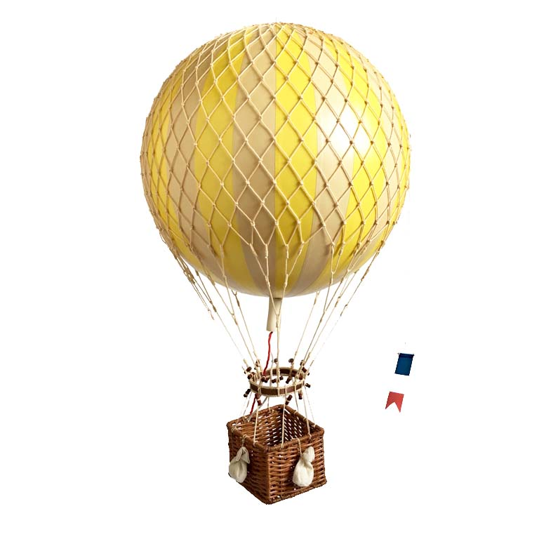 Royal Aero Hot Air Balloon - True Yellow