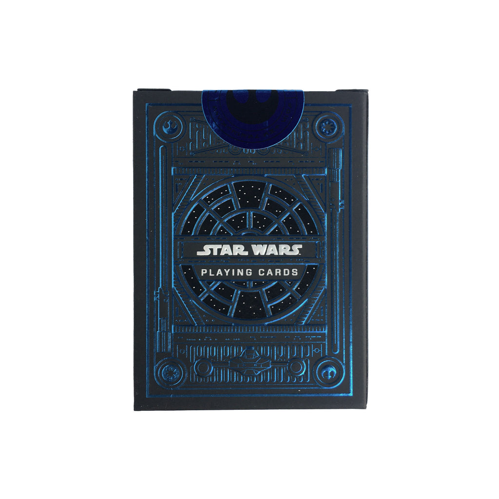 Playing Cards - Star Wars Light Side (Blue)