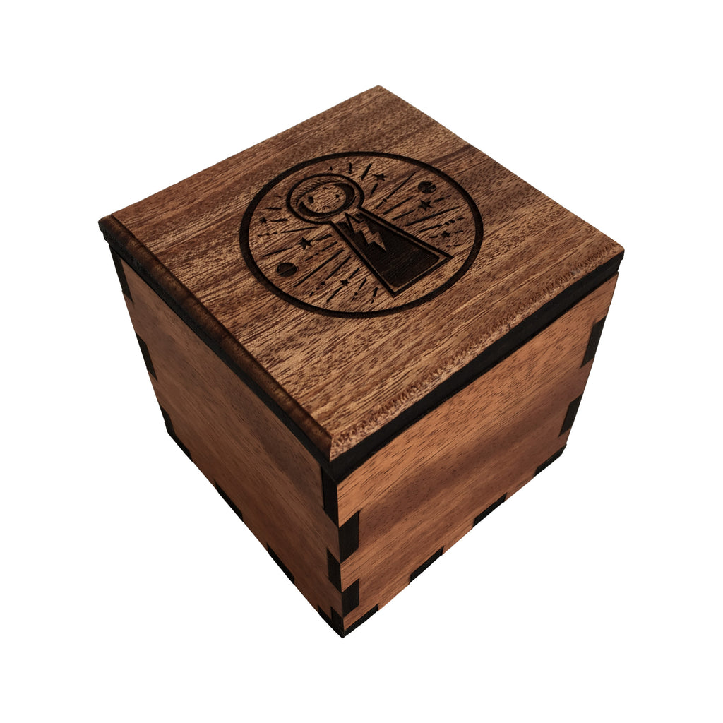 Curiosa Secret Stash Lock Box