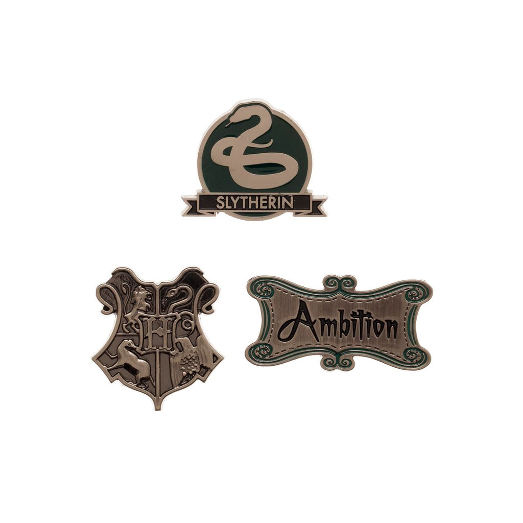 Slytherin 3-Pin Pack