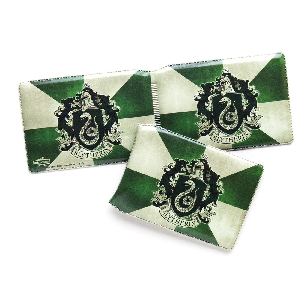 Slytherin House Crest Card Holder