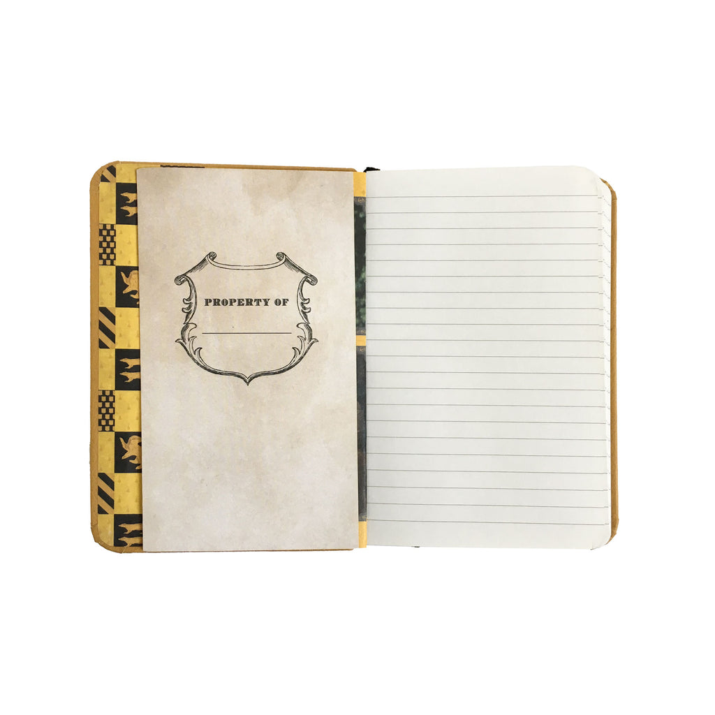 Hufflepuff Pocket Journal