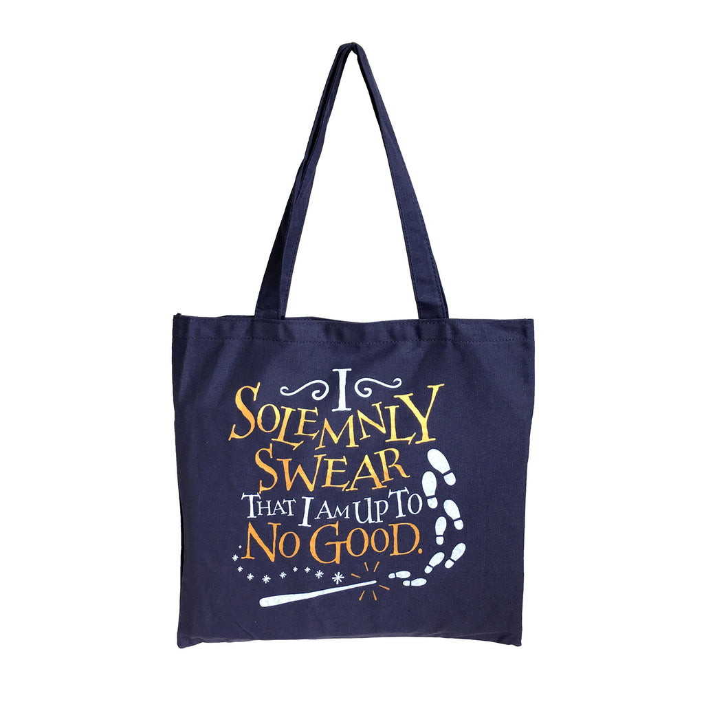 Solemnly Swear Canvas Tote Bag