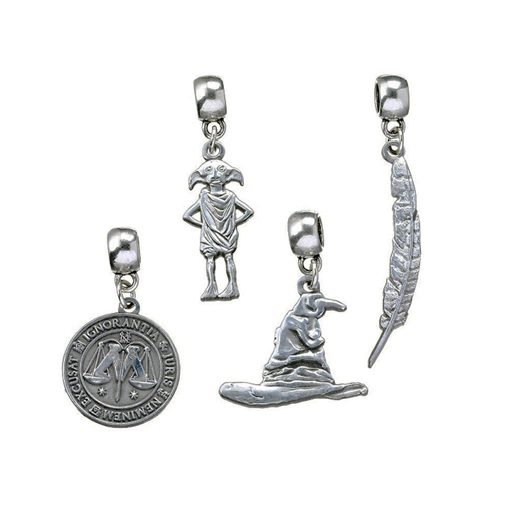 charm set  feather quill  dobby the house elf
