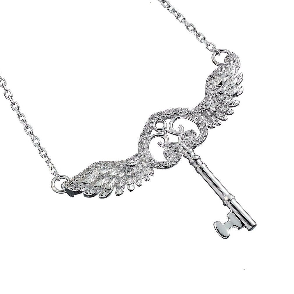 Swarovski Flying Key Necklace