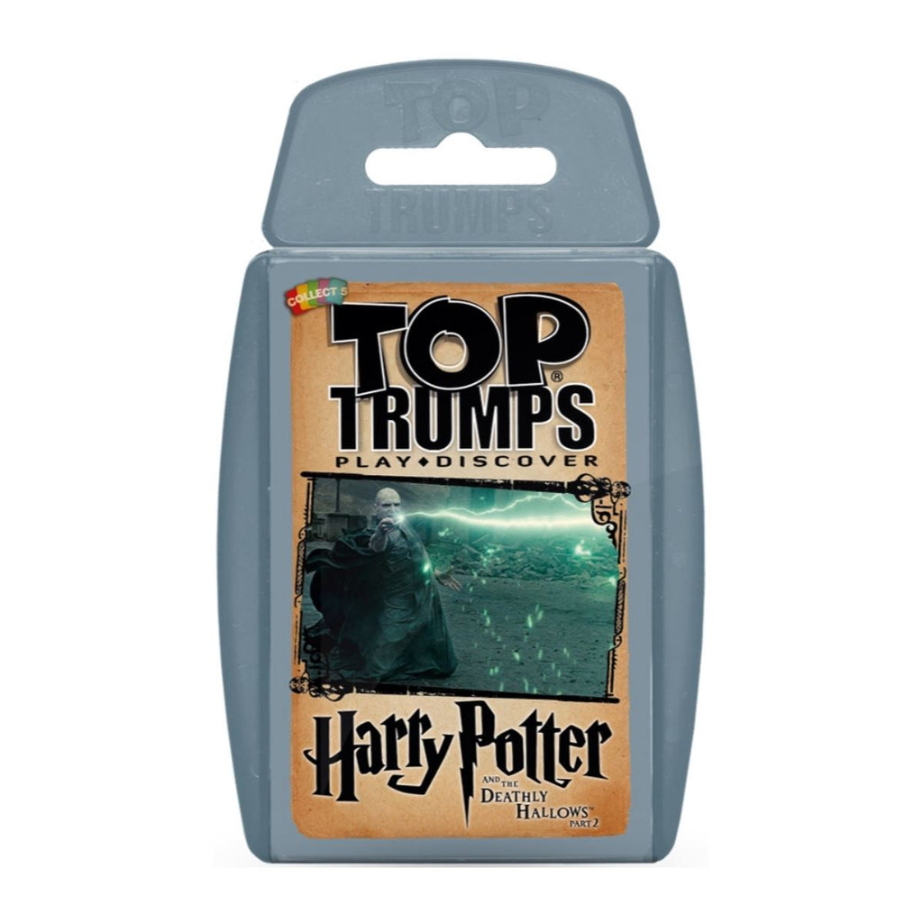 Top Trumps - Harry Potter and the Deathly Hallows - Part 2