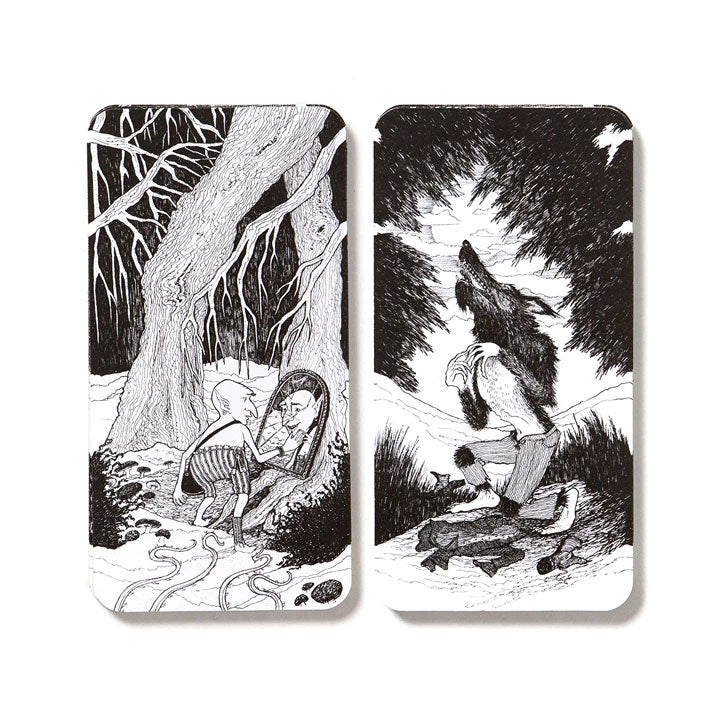 The Hollow Woods - Storytelling Card Game