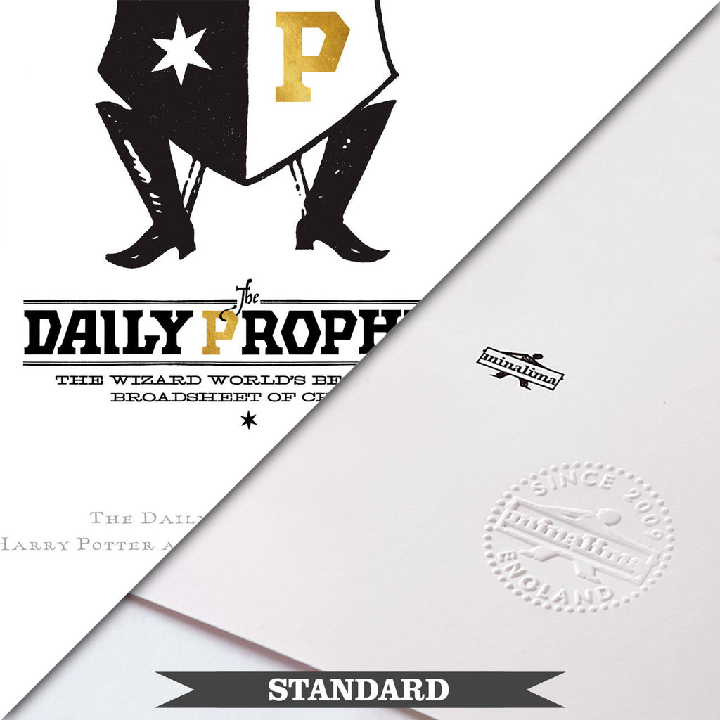 The Daily Prophet Insignia
