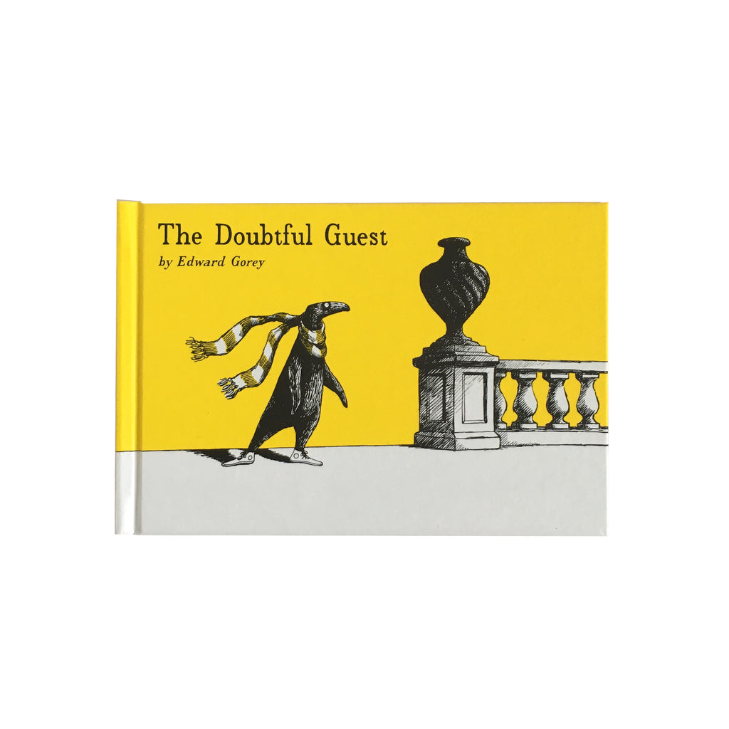 Edward Gorey - Doubtful Guest