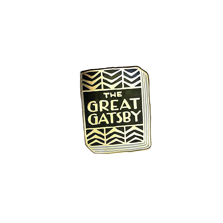 Book Pin - The Great Gatsby