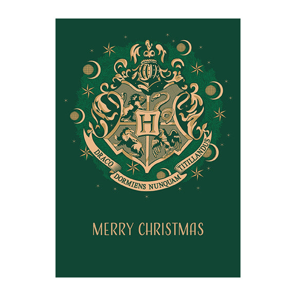 Hogwarts: The Great Hall Christmas Pop-Up Card