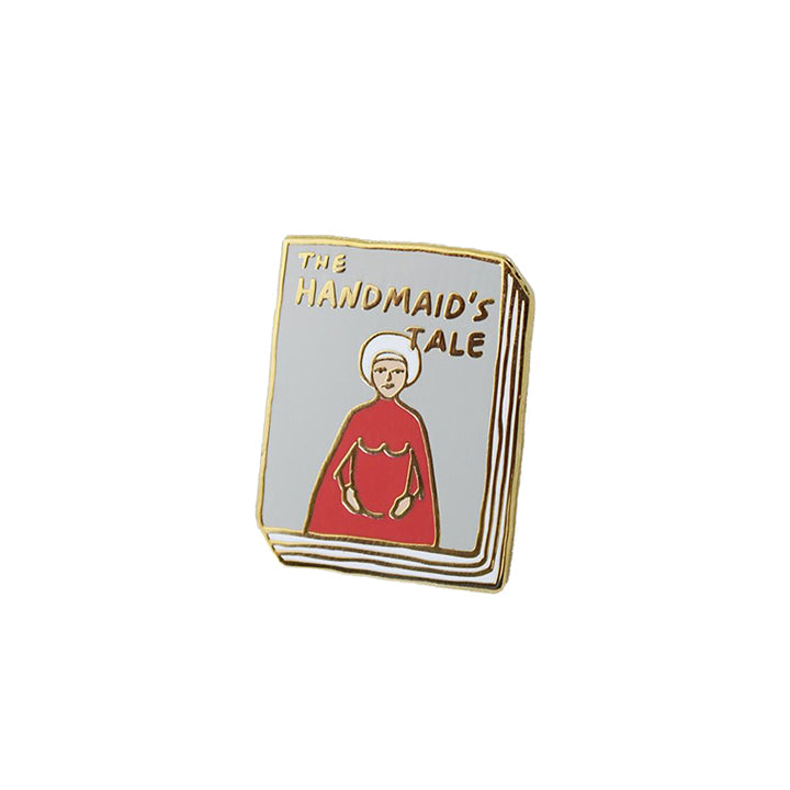 Book Pin - The Handmaid's Tale