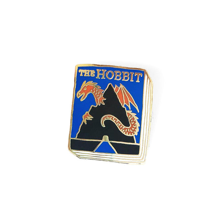 Book Pin - The Hobbit