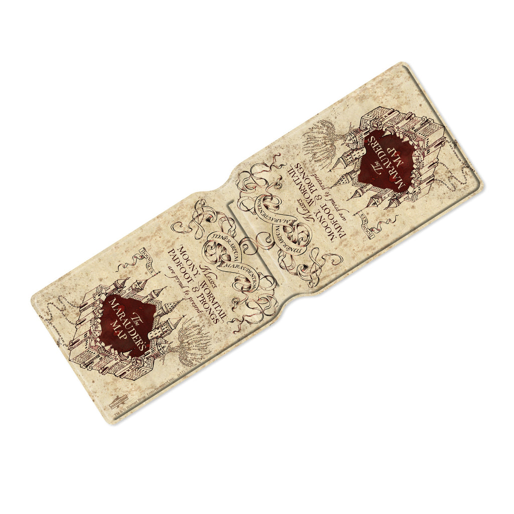 The Marauder's Map Card Holder